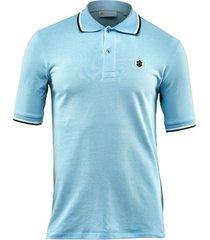 polo shirt korte mouw lumberjack cm45940 004 506