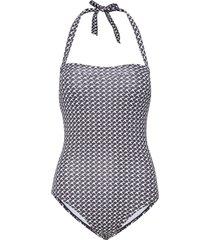 swimsuits baddräkt badkläder grå esprit bodywear women
