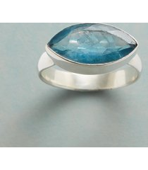 all seeing apatite ring