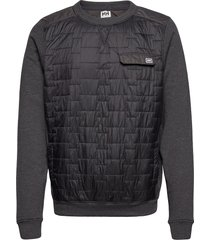 movatn wool ins sweater sweat-shirts & hoodies fleeces & midlayers grijs helly hansen