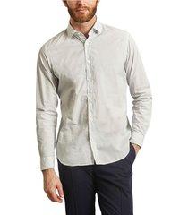 sammy micro dots cotton shirt