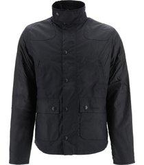 barbour reelin coated jacket