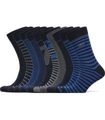 cr7 10-pack socks underwear socks regular socks blå cr7
