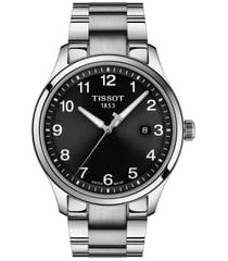 tissot gent xl classic bracelet watch, 42mm