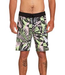 men's volcom labrynth stoney board shorts