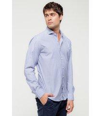 camisa azul prototype blackcomb