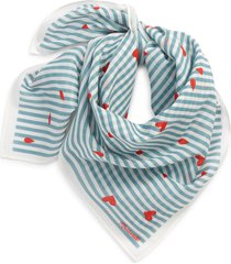 madewell bandana in summer breeze at nordstrom