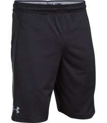 pantaloneta under armour hg tech mesh schwarz-negro