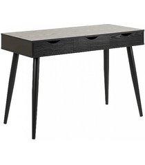 biurko hermes czarne