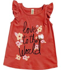 camiseta natalia coral