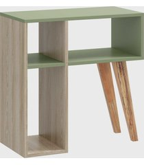 aparador aveiro/verde be mobiliã¡rio - verde - dafiti