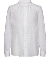 shirts/blouses long sleeve blus långärmad vit marc o'polo