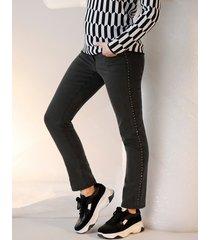 jeans amy vermont antraciet