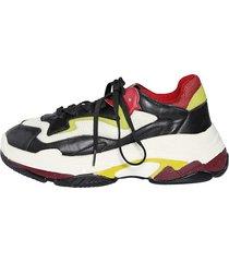 sneakers priority flerfärgad