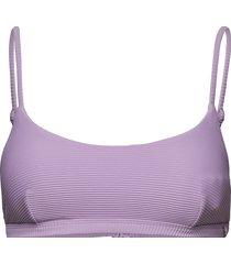 essentials bralette bikinitop lila seafolly