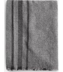 sarti cashmere striped scarf