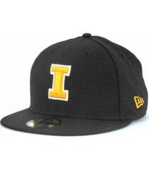 new era iowa hawkeyes 59fifty cap