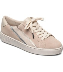 slade lace up låga sneakers creme michael kors