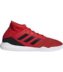 zapatillas adidas futbol predator 19.3 rojo