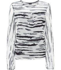 maglia a maniche lunghe (bianco) - bodyflirt