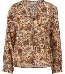 blus augustacr blouse