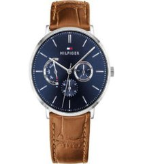 reloj tommy hilfiger 1710375 marrón -superbrands