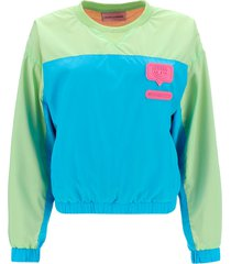 chiara ferragni eyelike sweatshirt