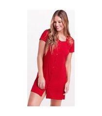 camisola joge camisola curta malha monterey vermelho