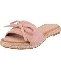 sandalia alicia rosado weide