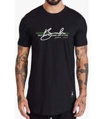camiseta masculina buh cordão penta - masculino