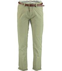 dstrezzed presley chino groen slim fit 501146-ss21/110