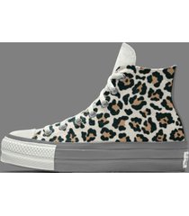 custom chuck taylor all star platform high top