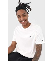 camiseta rip curl blade off-white - off white - masculino - dafiti