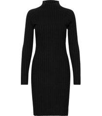 selena dress knälång klänning svart filippa k