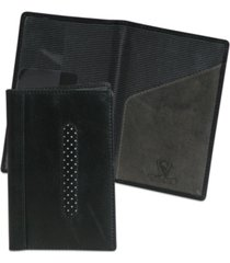 dopp black ops alpha collection rfid passport case