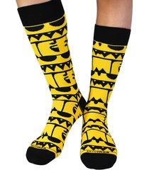 medias/calcetines casuales aztecas uou socks envío gratuito.
