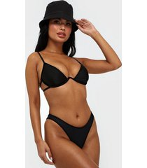 missguided mix match super high leg bikini pant trosa