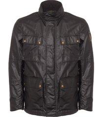 belstaff black explorer field jacket 71050405c61n0158-1
