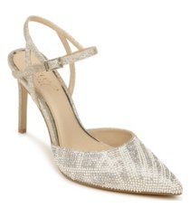 jewel badgley mischka fedora evening women's pumps women's shoes