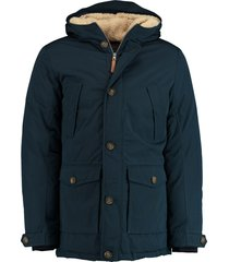 district warme dons parka mf7530193/533