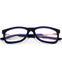 gafas monturas oftálmicas azul san marino