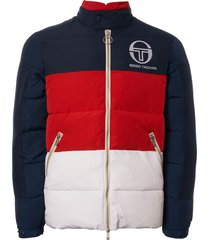 sergio tacchini ice jacket - navy & red 37662213