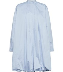 addacras dress korte jurk blauw cras