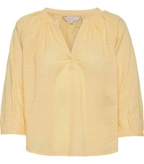 erdonaepw bl blouse lange mouwen geel part two