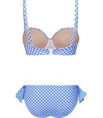 bikini van rosa faia blauw
