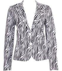 20 to 20to blazer zebra k09/2 zwart
