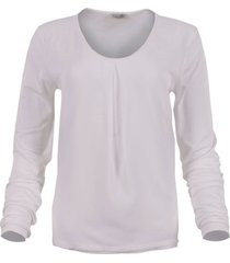 blouse maicazz lomari offwhite fa19.60.010