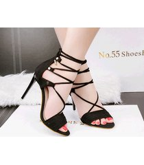 ps350 cutie gladitor sandals, high heels,us size 4-8.5,black