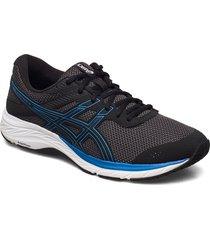 gel-contend 6 twist shoes sport shoes running shoes grå asics