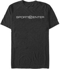 fifth sun men's horizontal short sleeve crew t-shirt